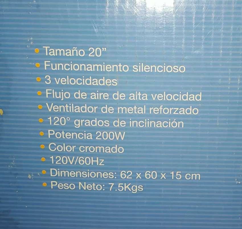 Ventilador Kalley 200w