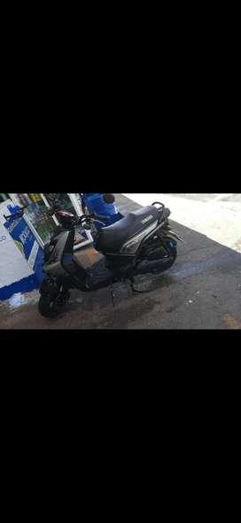 Vendo moto bws motar