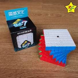 Meilong 7x7 Cubo Rubik Moyu Mf7 Profesional Original Speed