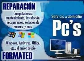 Servicio técnico de computadores