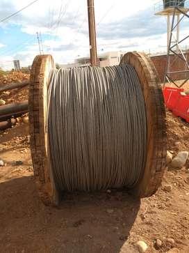 Cable, Guaya acerada petrolera ( tarabita u otros usos