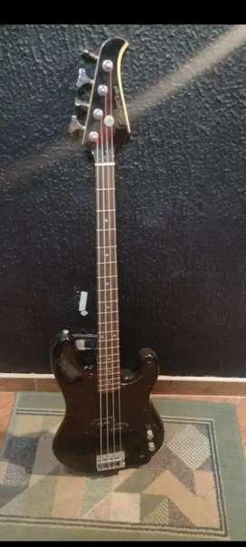 Guitarra y bajo