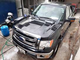 FORD F150 4X2 DC AÑO 2014