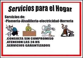 Electricidad Plomeria Metalurgica Albañileria