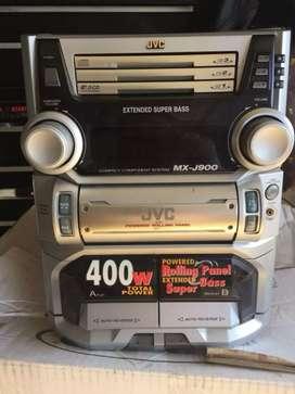 Jvc Mx J900 sin parlantes