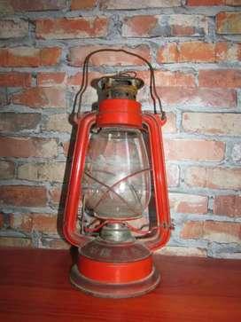 Linterna lámpara vintage