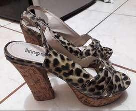 Vendo lindos zapatos para dama