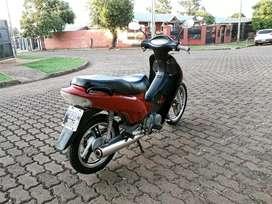 Vendo moto Appia 110 cc