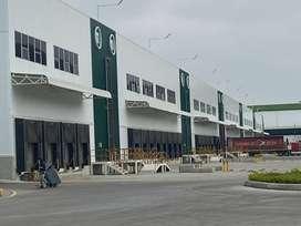 VÍA A DAULE BODEGA  5660 m² ideal CENTRO DE DISTRIBUCION Y LOGISTICA
