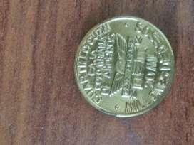 Moneda Conmemorativa Caja Agraria 50 Año