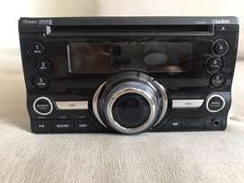 Radio carro mp3 Clarion