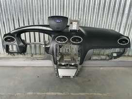 Ford focus II torpedo completo con airbag y caja disparadora