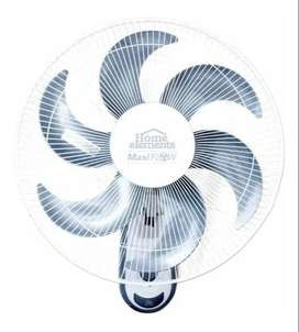 Ventilador Home Elements Maxi Flow Pared 16 Pulgadas.