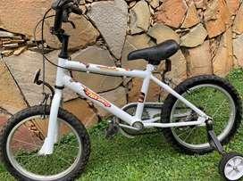 Bicicleta Rod 16 BMX