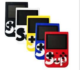 Consola Supgames 400 juegos retro