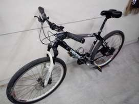 Bicicleta Mountain Bike Venzo R26