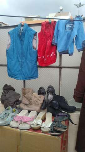 Vendo ropa de segunda