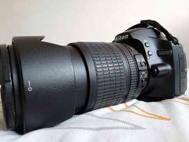 Nikon D3200 +  Kit completo de fotografía