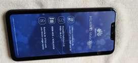 Celular Huawei Mate 20 Lite.