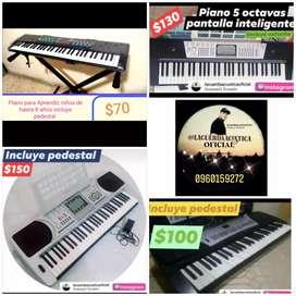 Piano teclado Organo musical con regalo