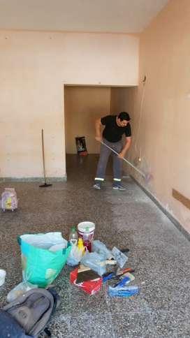 trabajos d pintura y albañileria