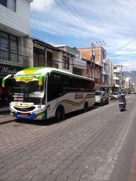 vendo autobus volkswagen  2014 en perfectas condiciones para turismo.