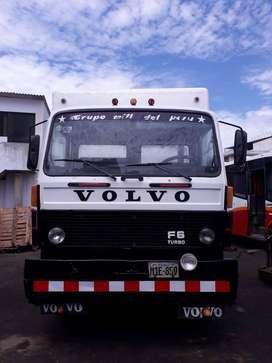 VENDO CAMION FRIGORIFICO VOLVO F6