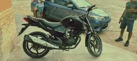 Honda invicta cb150 modificada