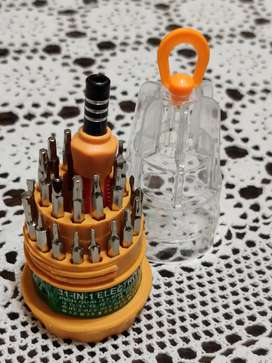 Destornilladores para electrónica