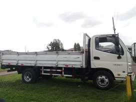 camion foton 3.5 negociable
