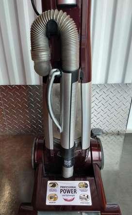 Aspiradora vertical ajuste de altura limpieza vert y horizontal recipiente de polvo vacío Accesorio de varilla flexible