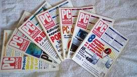 Revistas Pc Magazine