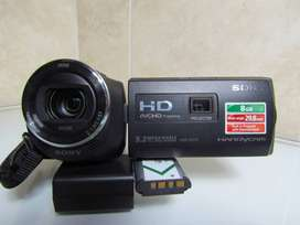 Camara de Video con Proyector Sony Handicam HDR-PJ270
