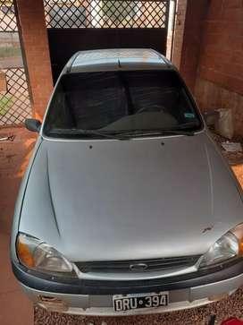 Ford Fiesta Diesel Modelo 2001 Patente al día, libre de deuda, TODOS LOS PAPELES
