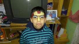 Maquillaje Artístico Infantil P/cumples.