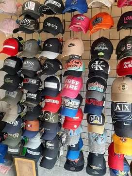 Gorras en toda marca