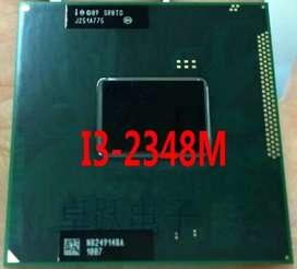 Cpu para laptop i3-2348M para ordenador portátil de 2.30GHz