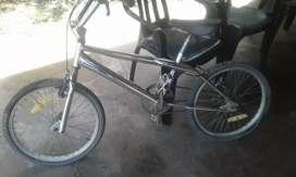 Vendo bici por falta de uso en buen estado