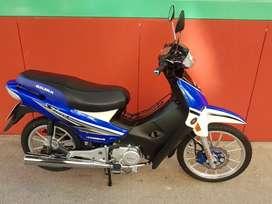 Vendo Moto Gilera Smash 110 año 2020 0km