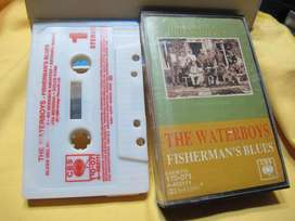 The Waterboys - Fisherman's Blues - Cassette ARG