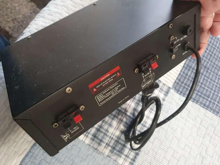Amplificador de perifoneo 0