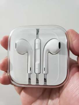 EARPODS IPHONE 6S 100% ORIGINALES NUEVOS