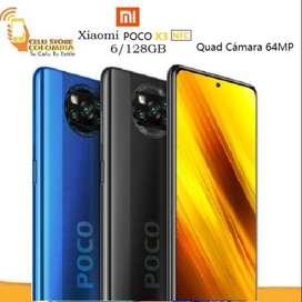 Xiaomi Poco X3 Nfc 6gb/128gb Global Snapdragon 732g NUEVO Y ORIGINAL TIENDA FISICA
