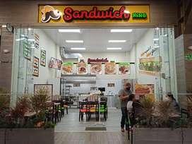 VENDO NEGOCIO de Sandwich y Comidas Rápidas