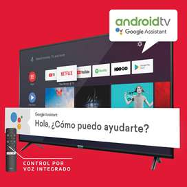"TV LED TCL 32"" ANDROID - GARANTIA UN AÑO"