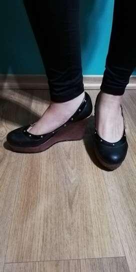 Zapatos De Mujer 38 Imperdibles. Usados