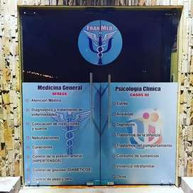 Alquilo consultorio médico