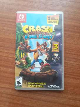 Crash Bandicoot: N-Sane Trilogy Nintendo Switch