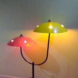 lámpara para JARDIN