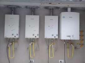 Mantenimientos calentadores estufas gas